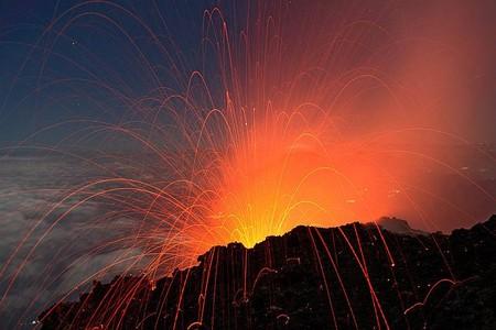 Вулканы – страсть фотографа Martin Rietze — фото 28