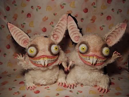 Милые монстры – игрушки Марии Santani — фото 19
