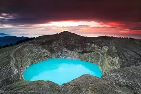 Вулкан Келимуту и 3 разноцветных озера — фото 5