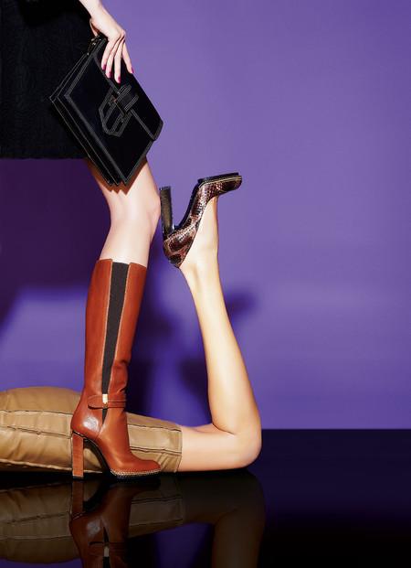 Женская коллекция обуви Baldinini сезона осень-зима 2012-2013 — фото 7