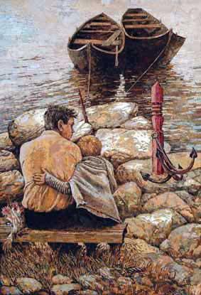 Флорийская мозаика – творческое ноу-хау Александра Юркова — фото 3