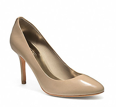 Коллекция обуви от Coach весна-лето 2013 – каблуки, платформа, мокасины, сандалии! — фото 4