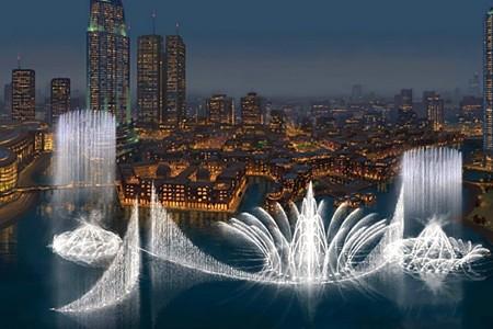 Самые необычные и красивые фонтаны. Но не все ))) — фото 28