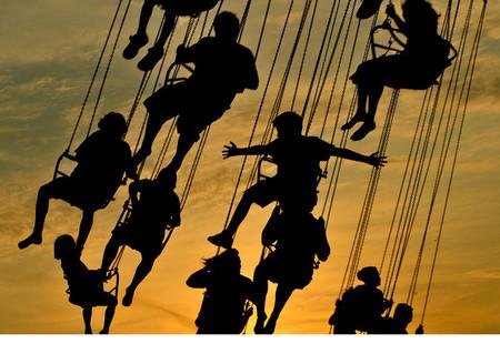 Силуэты в закатах и рассветах – снимки Ти Джея Скотта — фото 7
