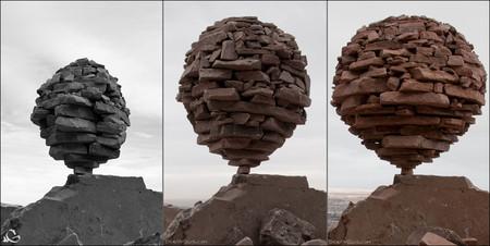 Невозможная грация камней – творчество Майка Граба — фото 3