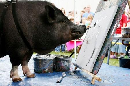 Картины животных – абстрактные шедевры от всей души! — фото 15