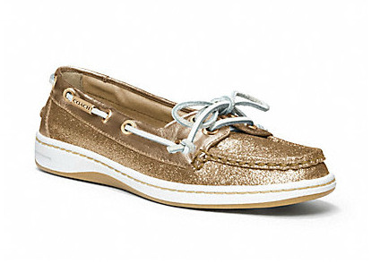 Коллекция обуви от Coach весна-лето 2013 – каблуки, платформа, мокасины, сандалии! — фото 43