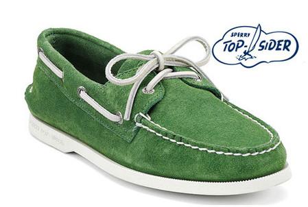 Sperry Top-Sider – обувь, в которой ноги отдыхают ) — фото 26