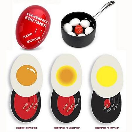 Для варки яиц — незаменимая вещь! )))