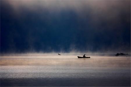 Туманные пейзажи на красивых снимках Богуслава Стремпеля — фото 8