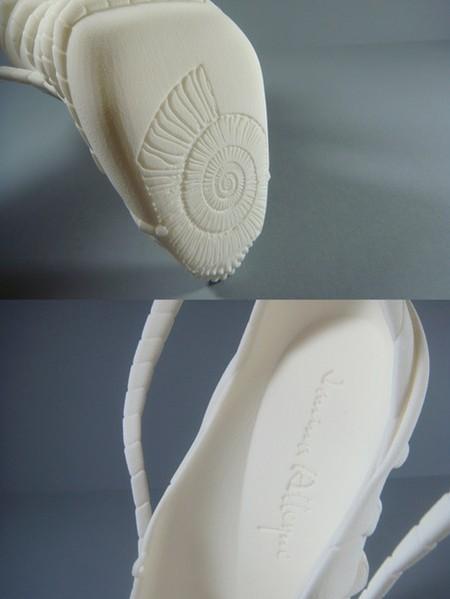 Обувь Еxoskeleton, распечатанная и хищная — фото 4