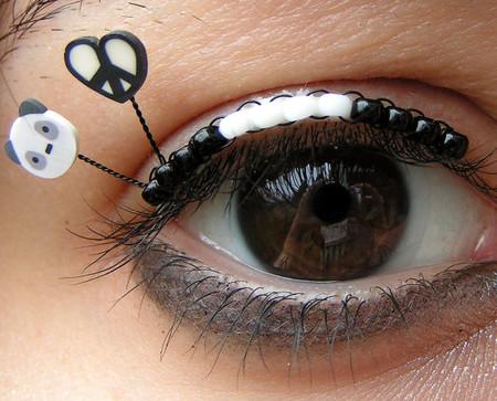 Почему бы не украсить ресницы?)) Идеи Natalie Russo — фото 13