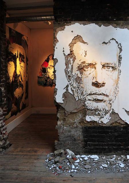 Лица старых зданий – портреты Александра Фарто — фото 19