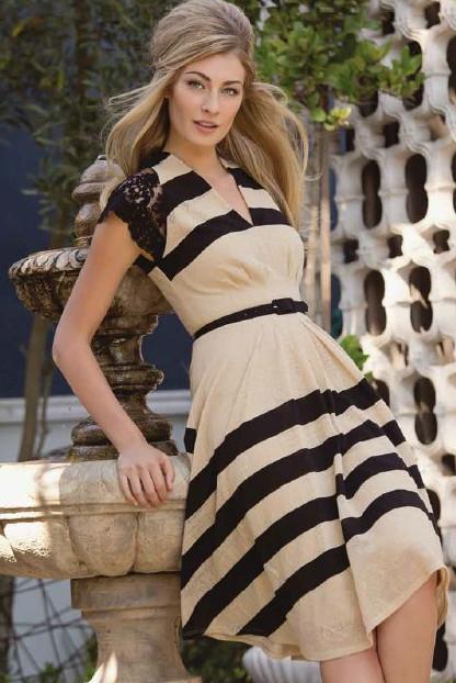 Платья Евы Франко – роскошная нежность и летняя свежесть — фото 19