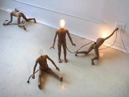 Светлые головы – человечки Lightbulb People — фото 8