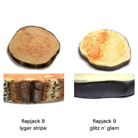 Оладьи … на полу. Оригинальные подушки Pancake Floor Pillows — фото 5