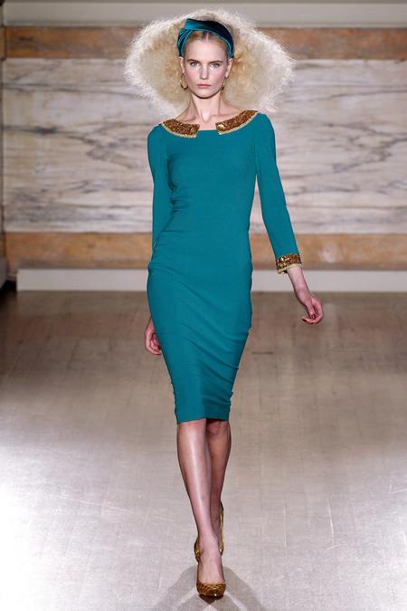 Золотая коллекция L'Wren Scott 2013 — фото 6