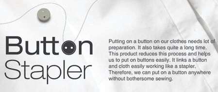 Мечта холостяка – Button Stapler — фото 3