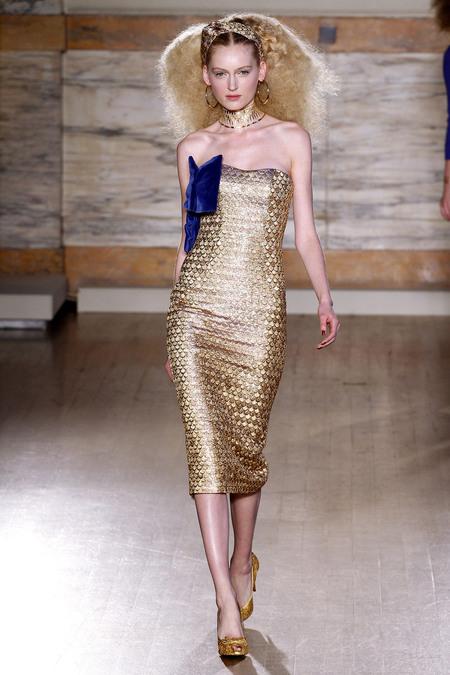 Золотая коллекция L'Wren Scott 2013 — фото 9