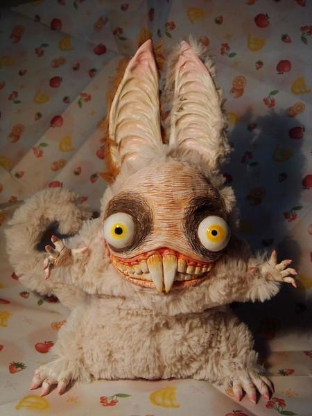Милые монстры – игрушки Марии Santani — фото 29