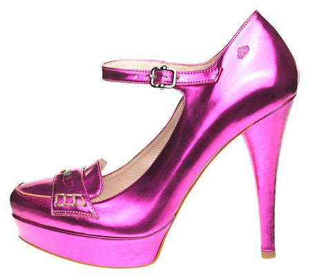 Коллекция обуви Fornarina 2013 – шик, блеск, красота! — фото 12