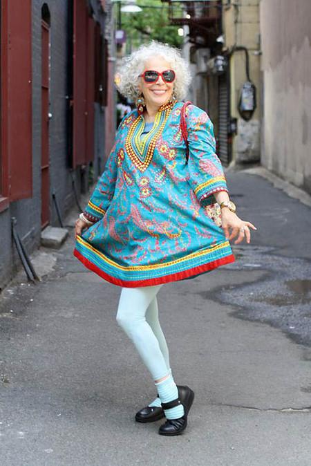 Стильные старушки – проект «Advanced Style» Ари Сет Коэна — фото 16