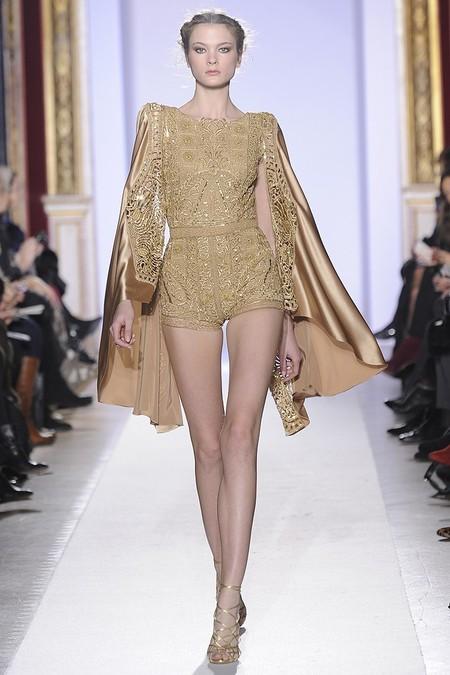 Весенняя коллекция 2013 роскошных платьев Zuhair Murad — фото 24