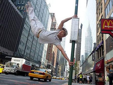 Арт-проект «Танцоры среди нас» Джордана Мэттера (Jordan Matter) — фото 28