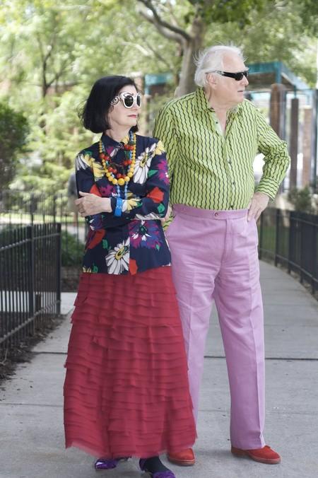 Стильные старушки – проект «Advanced Style» Ари Сет Коэна — фото 67