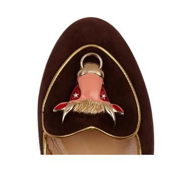 Астрологические туфли от Charlotte Olympia — фото 25
