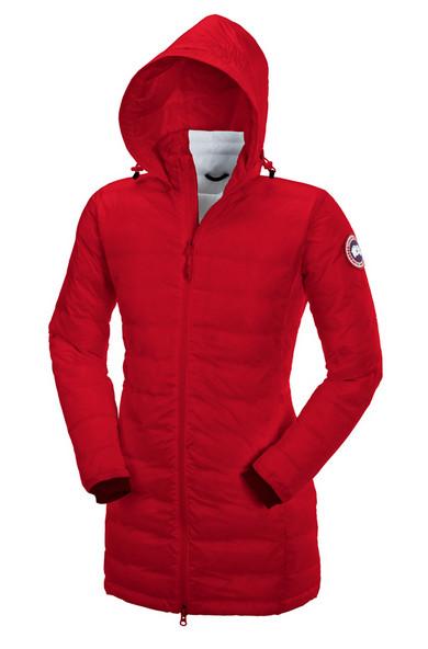 Женская коллекция от Canada Goose зима 2013 – самая теплая мода — фото 25