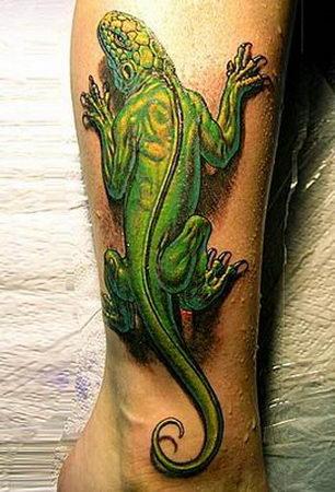 Татуировки в формате 3D – искусство или …? — фото 11