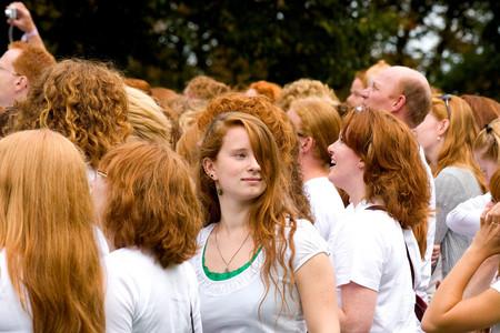 Рыжие всех стран, объединяйтесь! Встреча - в сентябре, в Голландии — фото 27