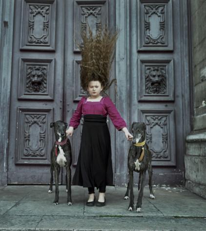 Фотопроект Amelia's world – животные в мире одной девочки — фото 14