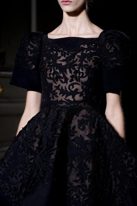 Кутюрная коллекция Valentino весна-лето 2013 – волшебство всегда в моде! — фото 53