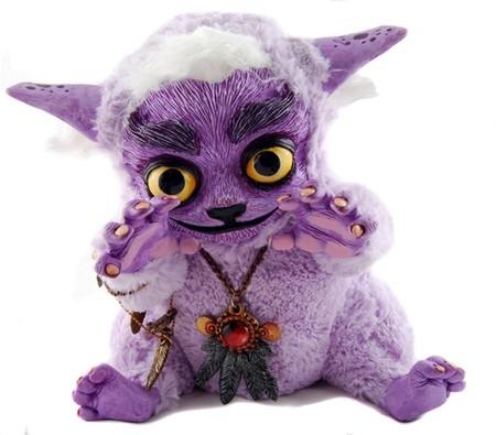 Милые монстры – игрушки Марии Santani — фото 20