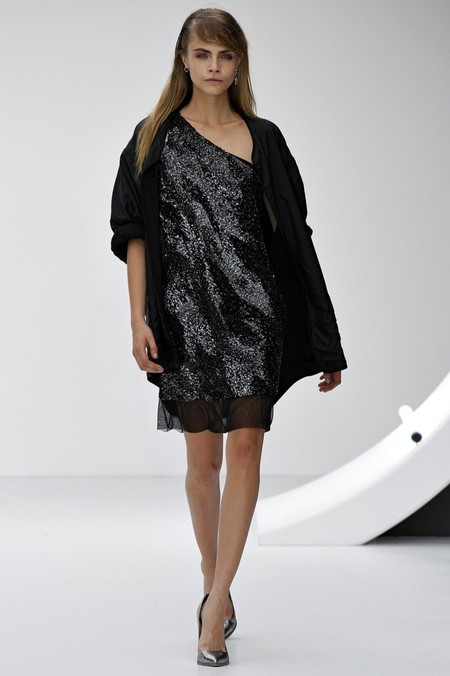 Коллекция Topshop весна-лето 2013 – мода из Британии — фото 29