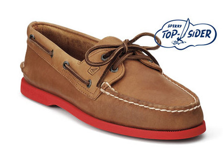 Sperry Top-Sider – обувь, в которой ноги отдыхают ) — фото 28