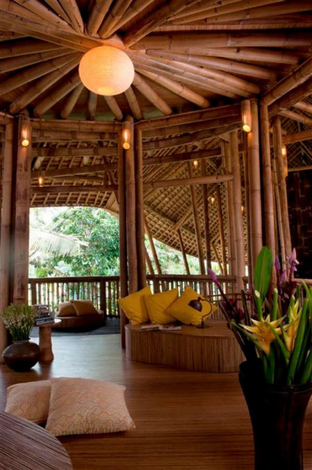 Бамбуковый оазис - Green Village на острове Бали — фото 23