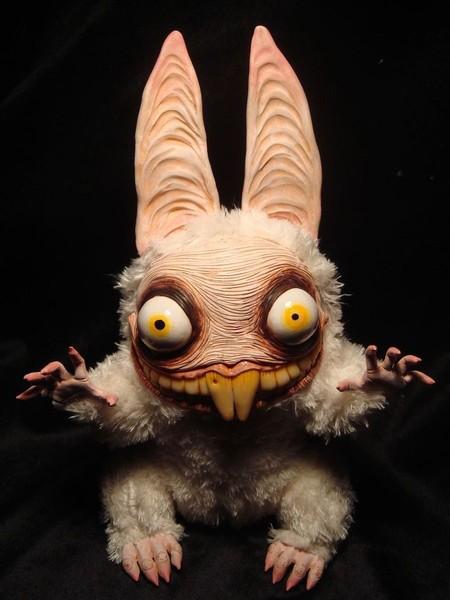 Милые монстры – игрушки Марии Santani — фото 24