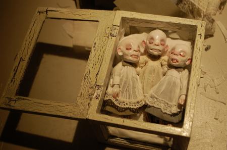 Зомби, монстры, вампиры и прочие куклы Камиллы Млынарчик — фото 31
