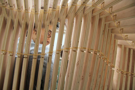 Динамичная скамейка Kinetic Double-Sided Bench — фото 6