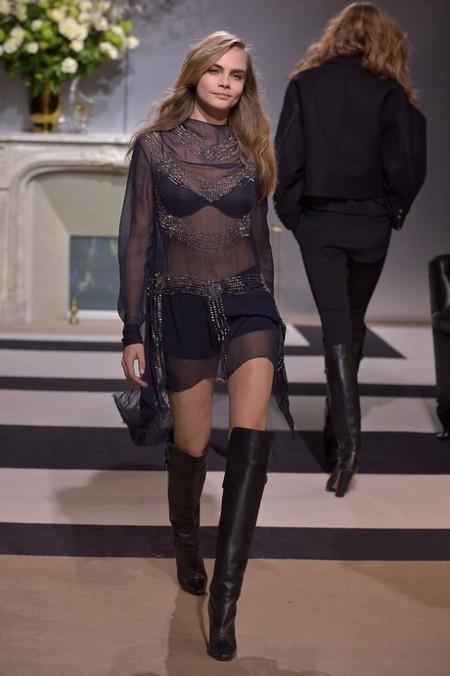 H&M выходит на подиумы – коллекция осень-зима 2013-2014 — фото 20