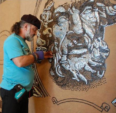 Саимир Страти (Saimir Strati) – уникальный художник – рекордсмен — фото 15