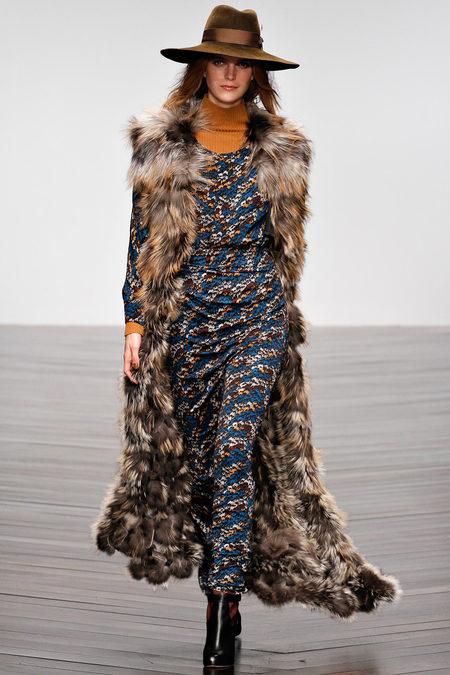 Issa осень-зима 2013-2014 – коллекция от личного стилиста герцогини — фото 31