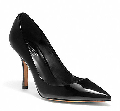 Коллекция обуви от Coach весна-лето 2013 – каблуки, платформа, мокасины, сандалии! — фото 24
