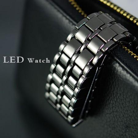 Светодиодные LED-часы «Bushido» — фото 7