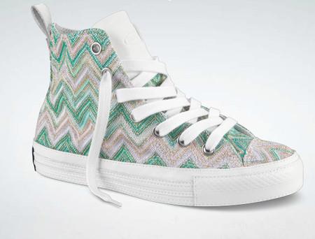 Что новенького у Converse? Женский ассортимент 2012 — фото 17