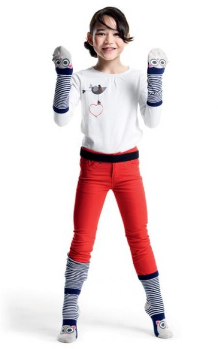 Лучше, чем у взрослых – детская мода от Okaidi — фото 26