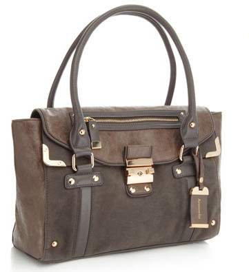 Модные сумки и клатчи Accessorize 2012 – яркие, строгие, разные — фото 3